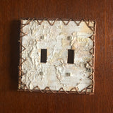 Birch Bark Electric Covers