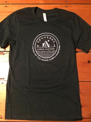 Speciality T Shirt - Kennebec Cabin Company
