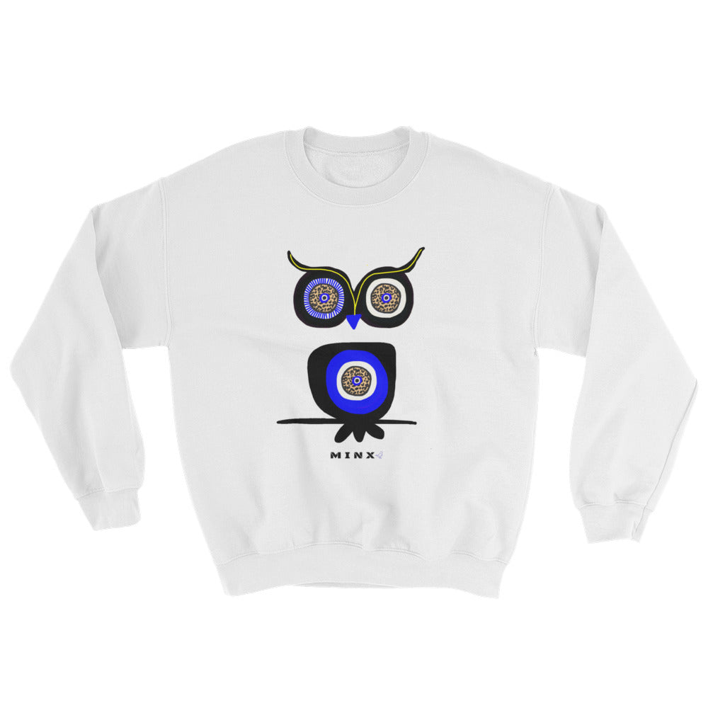 WISE ONE CREWNECK