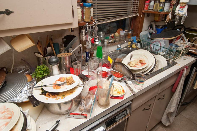 The kitchen ? The horror! How to get out of it?