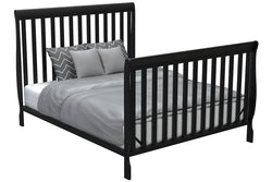 4 in 1 Convertible Crib - Angelo - Java