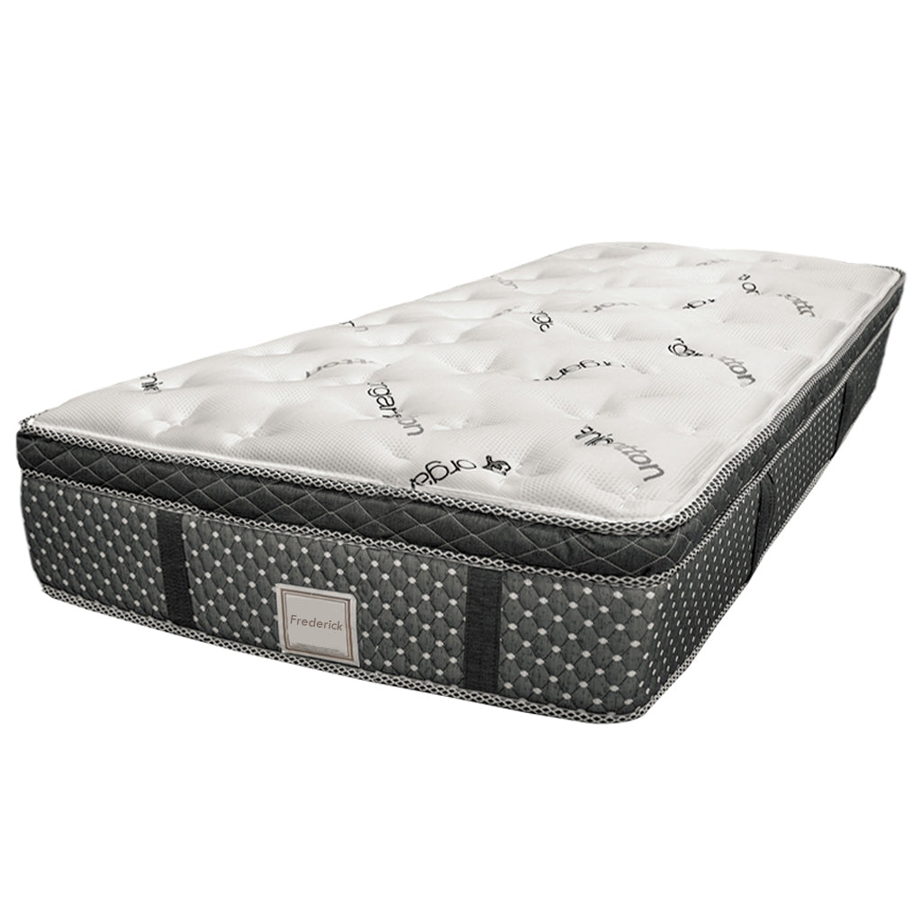 Matelas simple 13 pouces - Collection Frederick