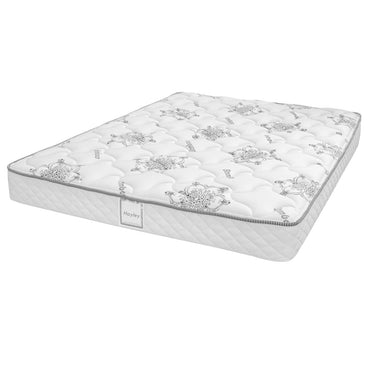 Flat Bed Mattress Set - Hayley Collection - Queen