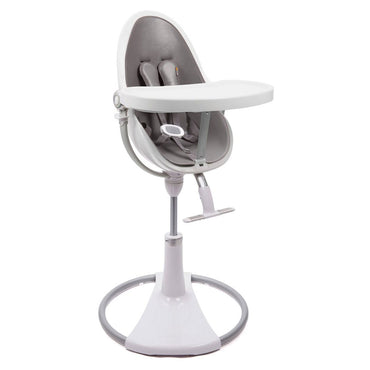 Bloom highchair - Fresco Chrome - SnakeSkin Gray