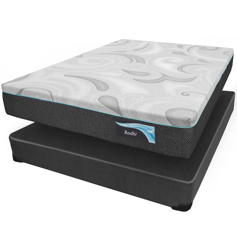 9 inch queen box spring - Bodhi Collection