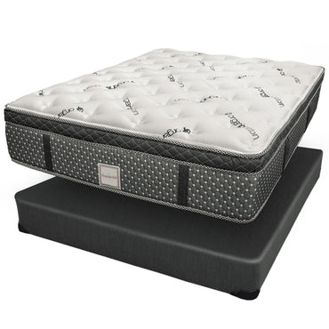 22 Inch King Mattress Mattress Set - Frederick Collection
