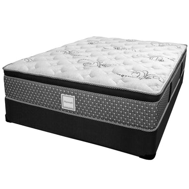 Ensemble Matelas Sommier - Collection Hannah - Double