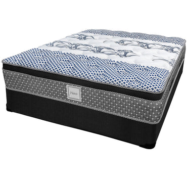 Ensemble Matelas Sommier - Collection Neo - King