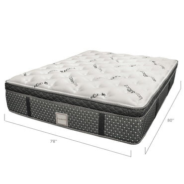 13 inch king mattress - Frederick Collection