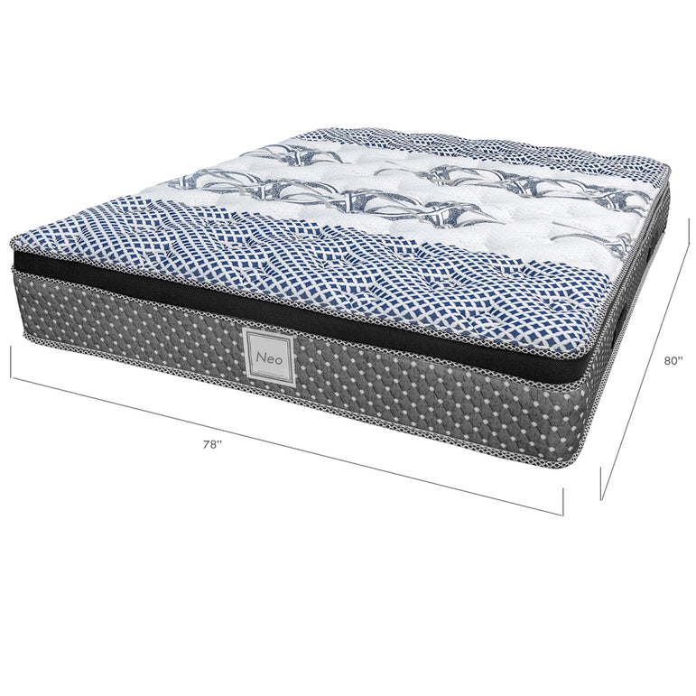 Sommier Mattress Set - Neo Collection - King
