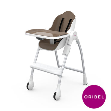 COCOON ™ - ORIBEL HIGH COCOON CHAIR - ALMOND