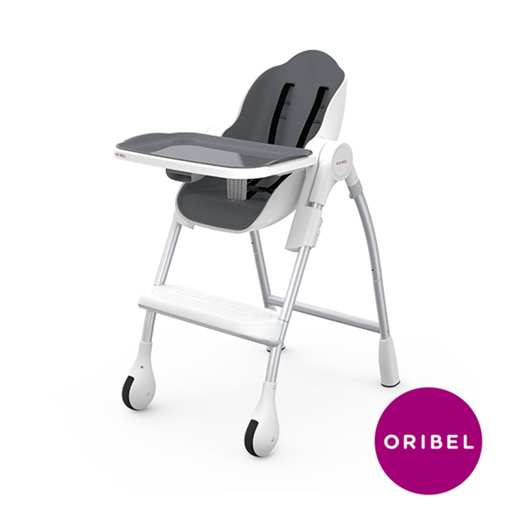 COCOON ™ - HIGH CHAIR COCOON ORIBEL - SLATE