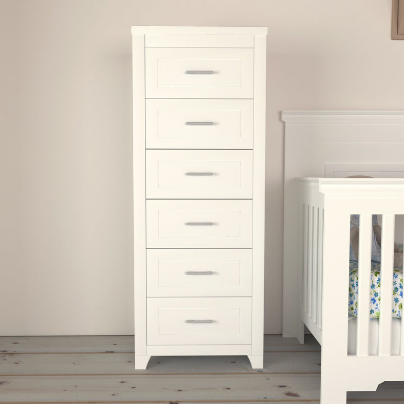 6 drawers dresser emma bebelelo white