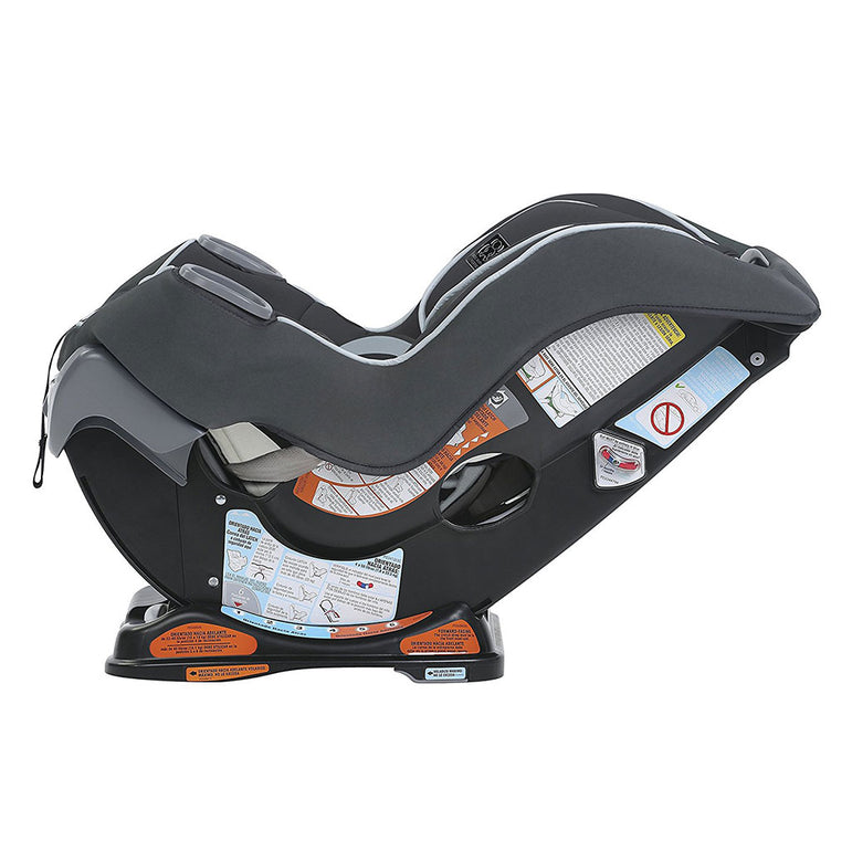 Graco Extend2Fit Convertible Car Seat - Mack