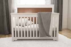 TRIO COLLECTION JOANNA WALNUT AND WHITE
