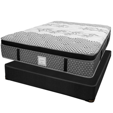 Ensemble Matelas Sommier - Collection Anson - Double