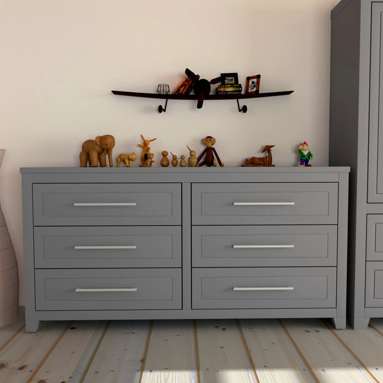 6 drawers chest