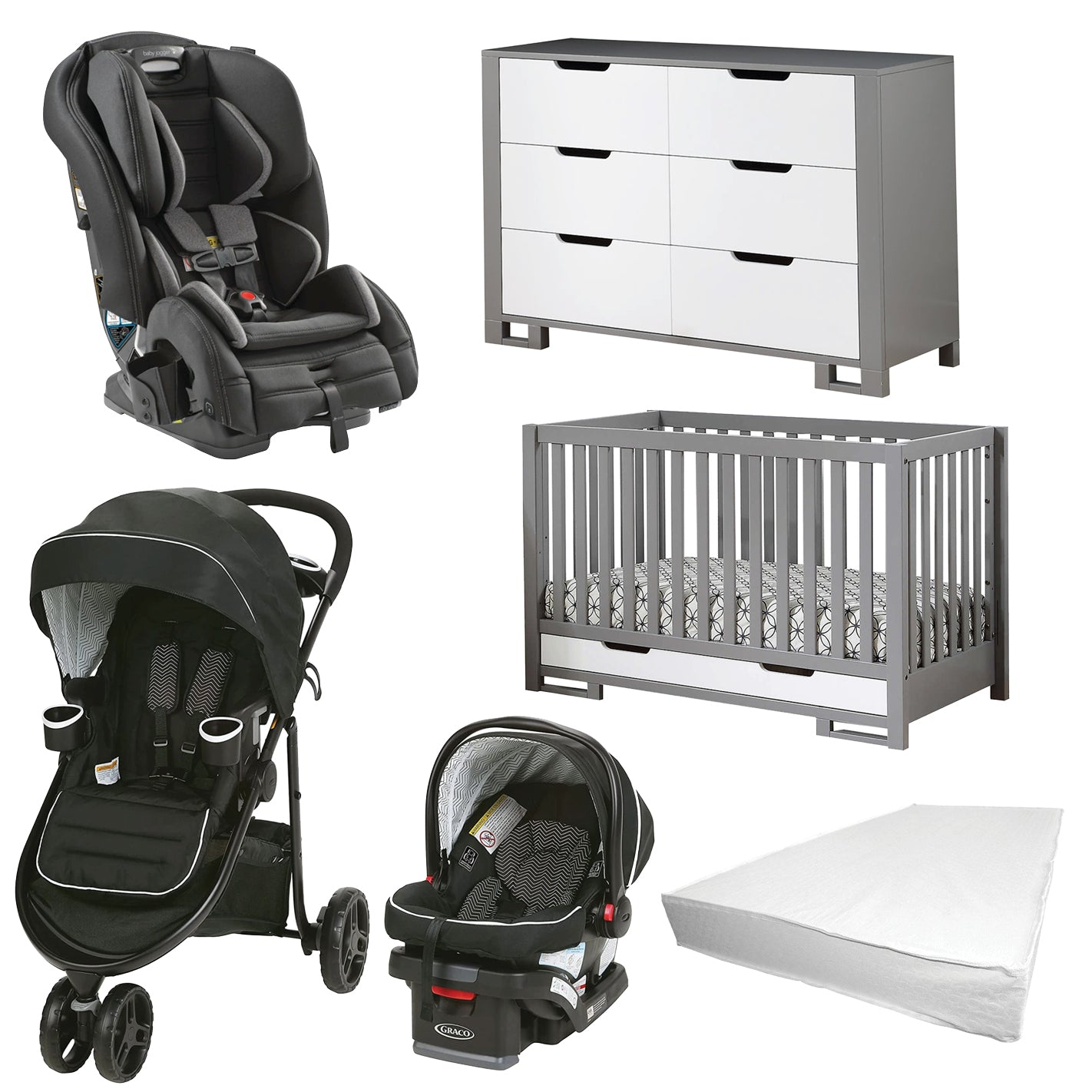Starter Kit - Baby Jogger City View - 6 Pcs - Free Shipping