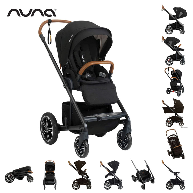 baby stroller mix from nuna