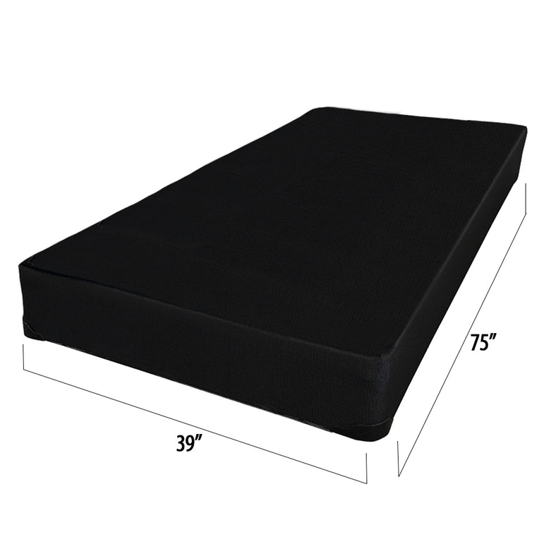 simple mattress and box bebelelo