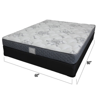 Ensemble matelas sommier queen 14 pouces - Collection Hayley