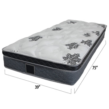 Matelas simple 9 pouces - Collection Barton