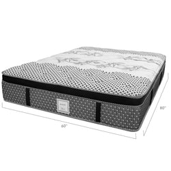 Sommier Mattress Set - Anson Collection - Queen