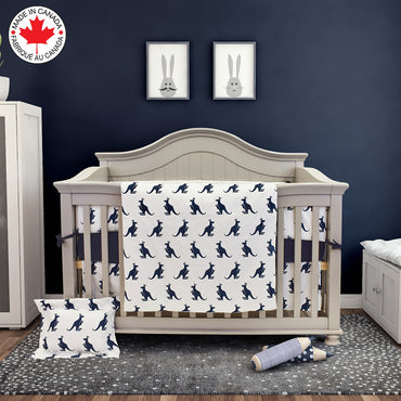 7 Pieces Kangaroo Bedding - Quinn # 707
