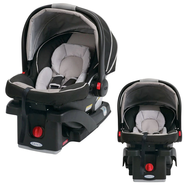 CLICK CONNECT 35 GRACO SNUGRIDE CAR SEAT - PIERCE