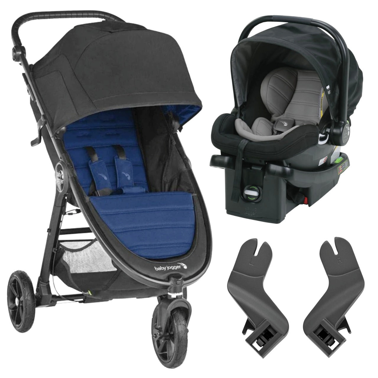 Baby Jogger Travel System - City Mini GT 2 Windsor