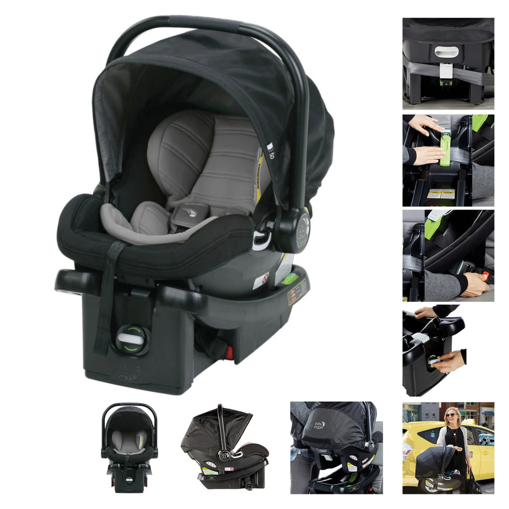 city go baby jogger charcoal