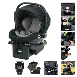 city ​​go baby jogger charcoal