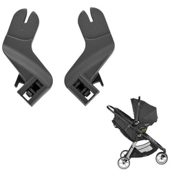 city ​​mini gt2 to graco adapter