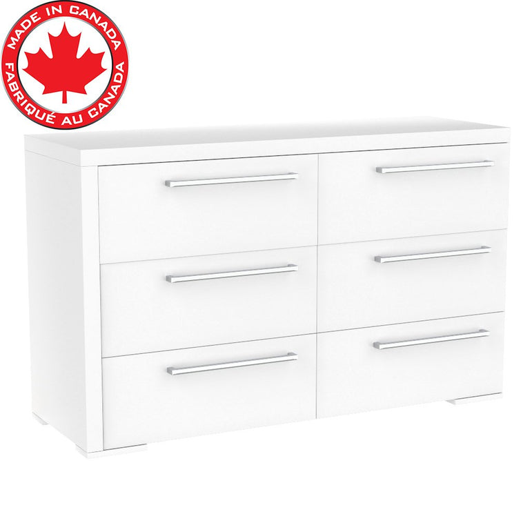 6 chest drawers