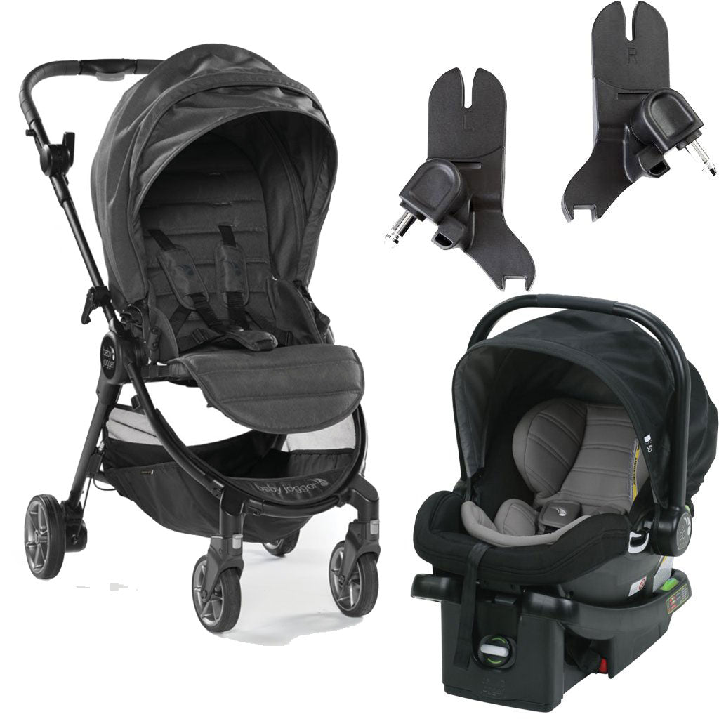 Travel System - Baby Jogger City Tour Lux + City Go Car Seat