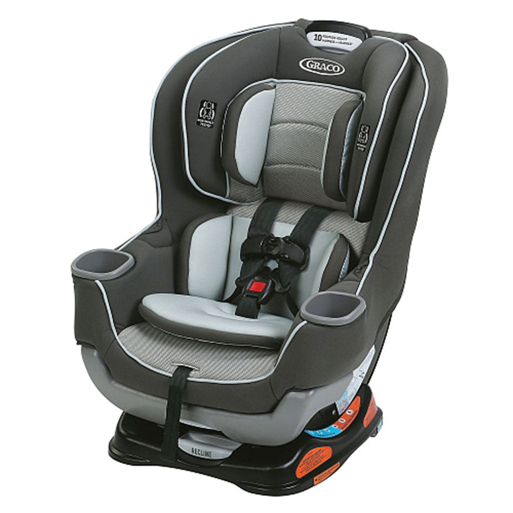 Siège d'auto transformable Graco Extend2Fit - Mack