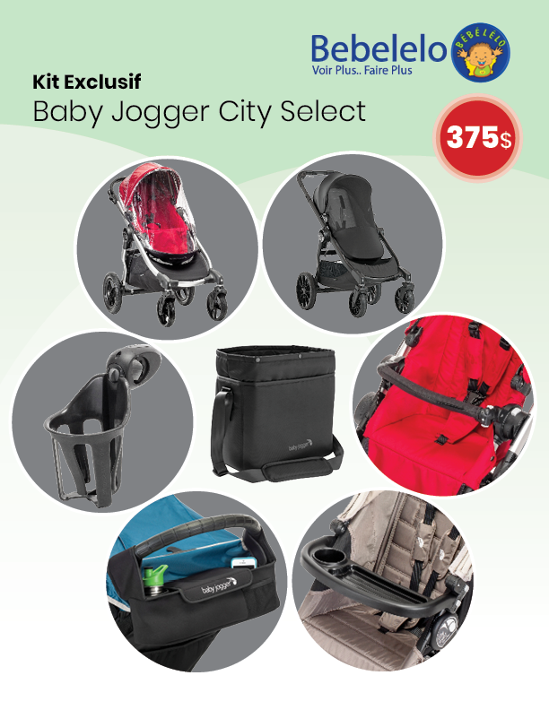 Exclusive Kit - Baby Jogger - City Select