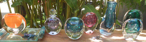 Glass @ Rainforest Gems Gallery ~ Tolga, Atherton Tablelands, Queensland, Australia