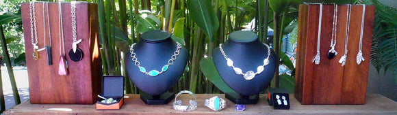 Jewellery @ Rainforest Gems Gallery ~ Tolga, Atherton Tablelands, Queensland, Australia