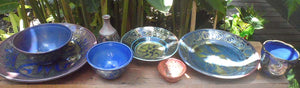 Pottery @ Rainforest Gems Gallery ~ Tolga, Atherton Tablelands, Queensland, Australia