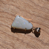 OPAL PENDANT in 18ct Gold Setting 3