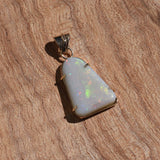 OPAL PENDANT in 18ct Gold Setting 4