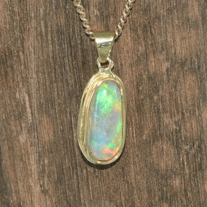 OPAL IN GOLD Pendant