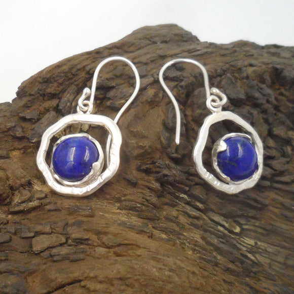 LAPIS & ARGENTIUM Silver Earrings