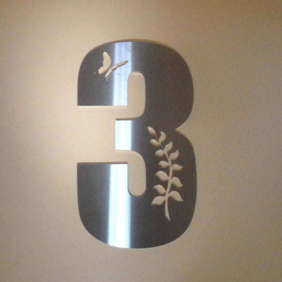 HOUSE NUMBER 3 - FERN DESIGN