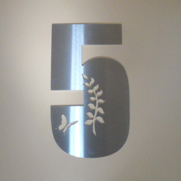 HOUSE NUMBER 5 - FERN DESIGN