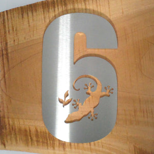 HOUSE NUMBER 6 - GECKO DESIGN