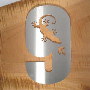 HOUSE NUMBER 9 - Gecko Design