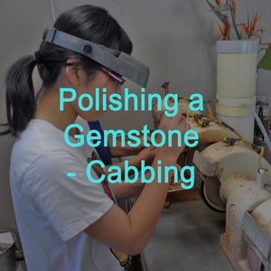 Polishing a Gemstone