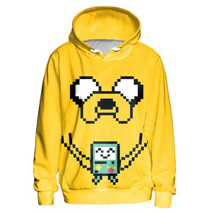 Jake & Beemo (BMO) from Adventure Time